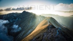 Ambient Acoustic Background Music for Video