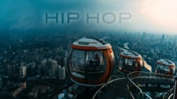 Hip-hop Electronic Background Music for Video